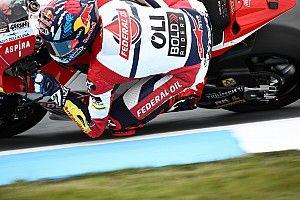 Naik Kelas ke MotoGP, Federal Oil Sponsori Gresini Racing