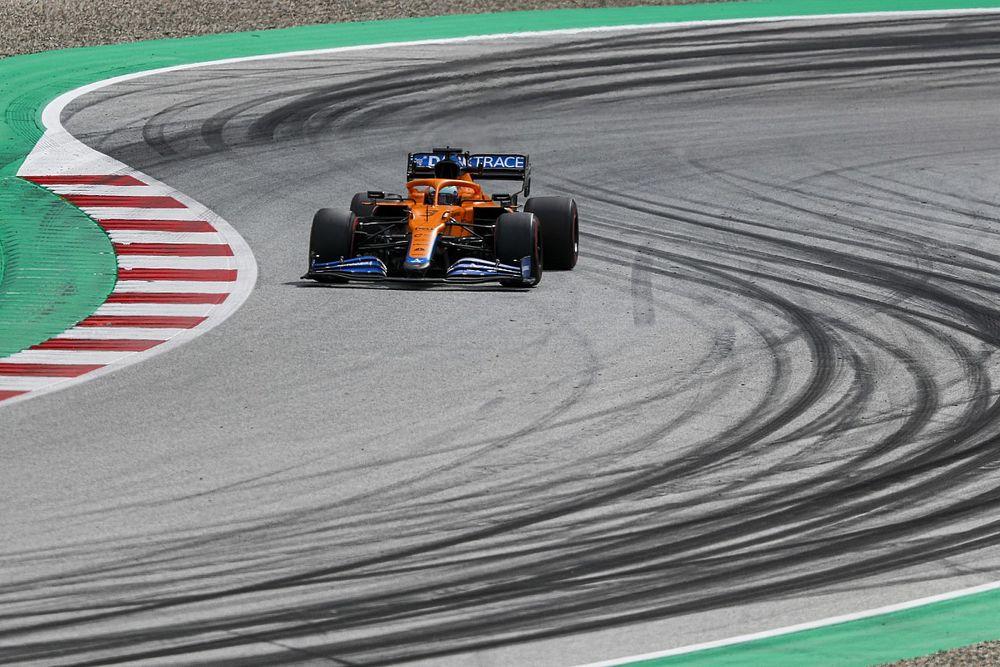 """McLaren """"loin d'être perdu"""" sur le Red Bull Ring"""