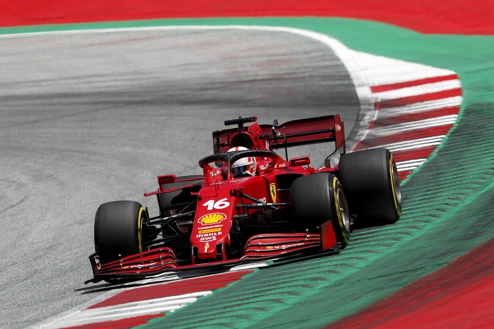 Ferrari puzzled by DRS zone deficit at Styrian GP