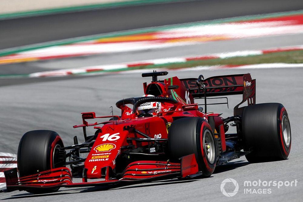 Hasil di GP Spanyol Bukti Ferrari Sudah Berkembang