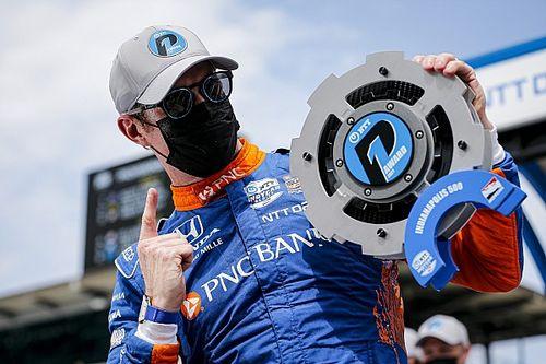 Czwarte pole position Dixona w Indy