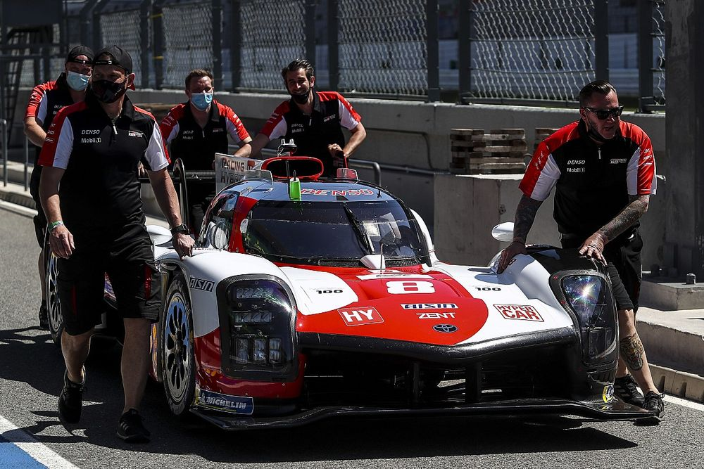 """Toyota won't contest """"not avoidable"""" BoP blow for Portimao WEC"""
