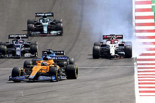 Las mejores imágenes del GP de Portugal 2021 de F1