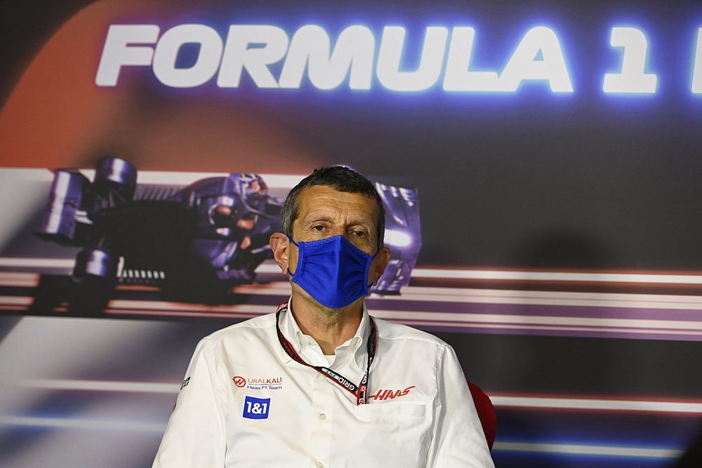 """Steiner: """"Haas, 2022'de orta gruba dönecek"""""""