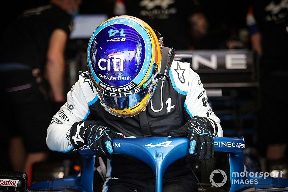 """Para Alonso empieza """"un nuevo campeonato"""" desde el GP de Francia"""