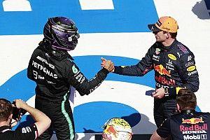 Hamilton: Mustahil Imbangi Kecepatan Verstappen di GP Styria