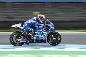 Podium MotoGP Belanda Realistis bagi Rins