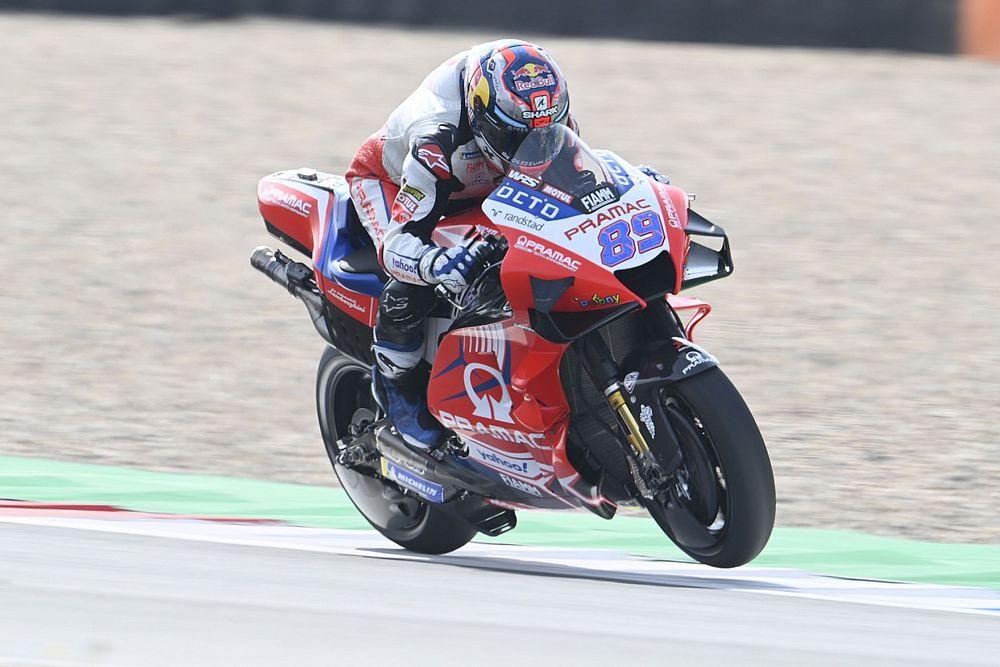 Alasan Martin Menyerah di Tengah Race MotoGP Belanda