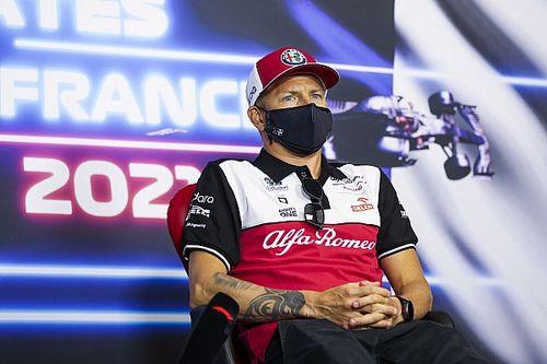 Kimi Raikkonen to retire from F1 at end of 2021 season