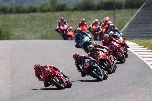 El vuelta a vuelta del Gran Premio de Italia 2021 de MotoGP