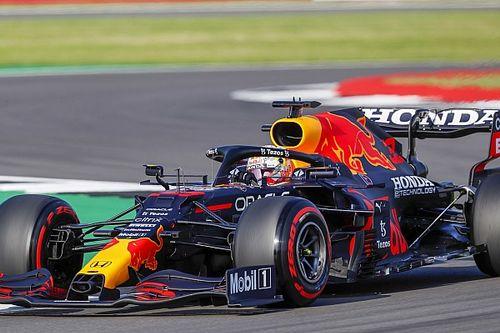 Ферстаппен опередил Ferrari на второй практике в Сильверстоуне