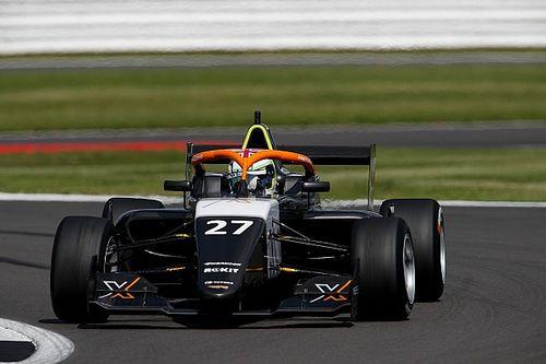 Powell wygrywa na Silverstone