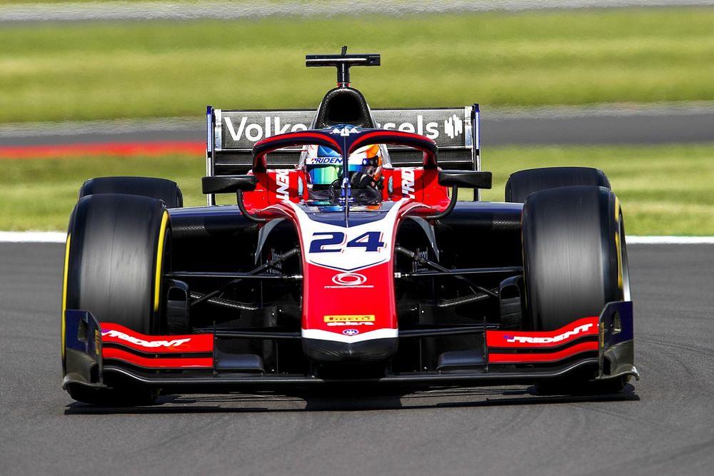 Interview Viscaal: Nog een jaar Formule 2 of lonkt Amerikaans avontuur?
