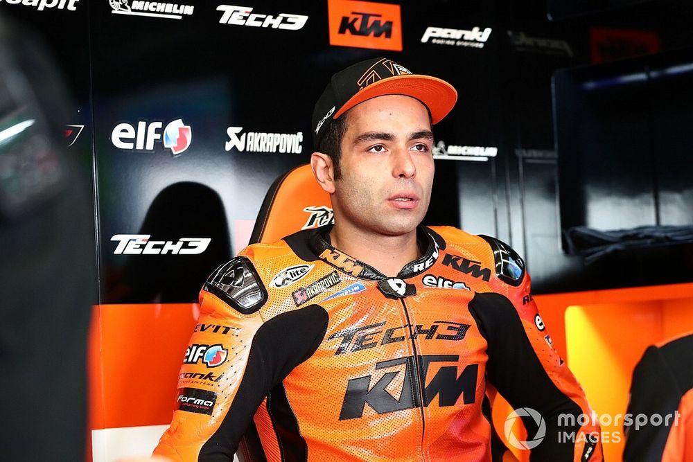 """Petrucci ne sera """"pas triste"""" si sa carrière en MotoGP s'arrête"""