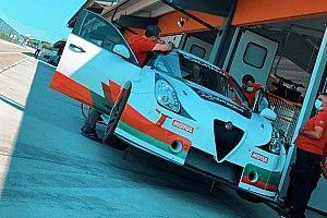Michela Cerruti torna in pista con l'Alfa Romeo TCR dopo due anni