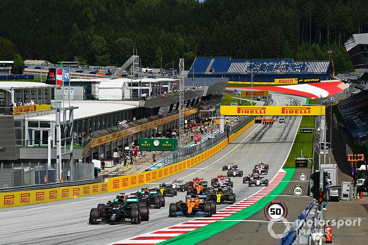 Képekben az F1-es Stájer Nagydíj: hatalmas galéria a Red Bull Ringről