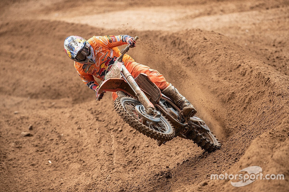 MXGP Kegums: Herlings pakt pole met halve seconde