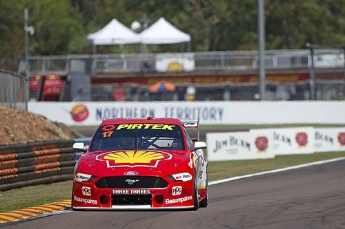 Darwin Supercars: McLaughlin completes clean sweep
