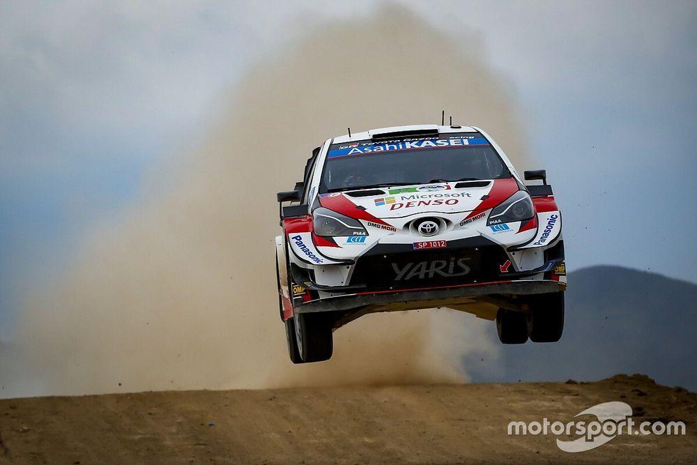 WRC, Rally Messico, PS13: Ogier riparte forte e allunga
