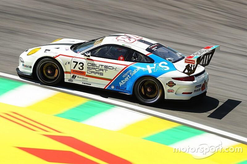 Porsche Carrera Cup: Enzo Elias estreia na categoria liderando treino livre