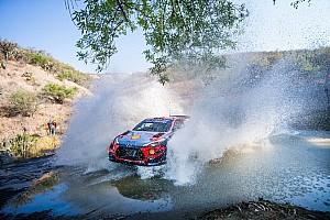 Fotogallery WRC: il meglio del Rally del Messico