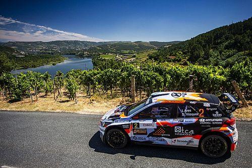 Hyundai, con Ares y Pernía en el Rally de Ferrol del CERA 2020