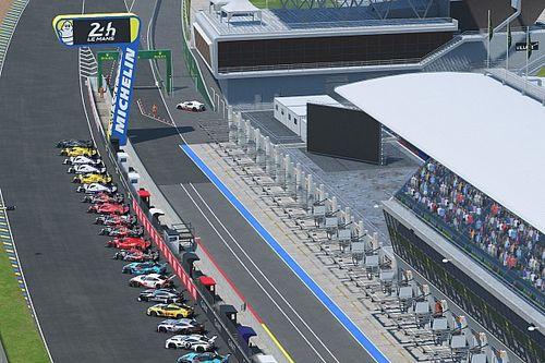 24 Horas de Le Mans virtuales: ¡todos los pilotos y equipos!