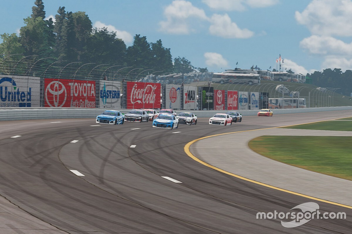 eNASCAR Heat Pro League continua em New Hampshire