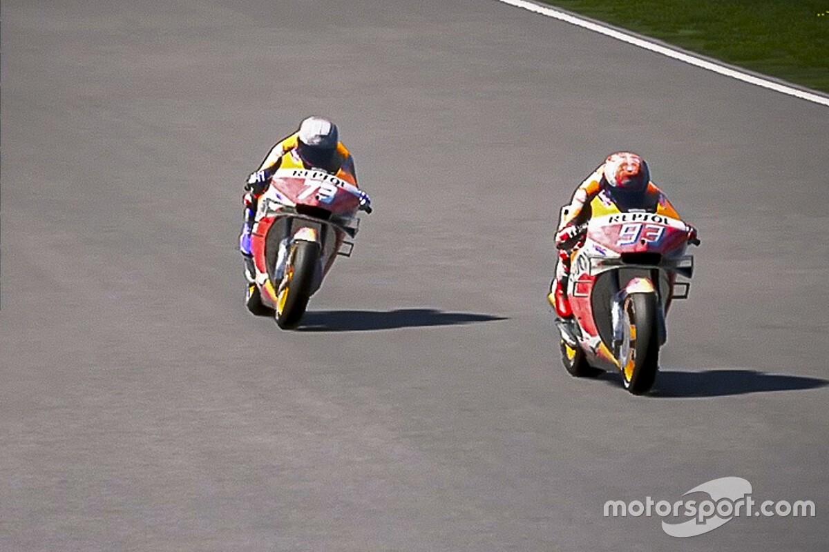 MotoGP sanal Jerez yarışına katılacak isimler belli oldu