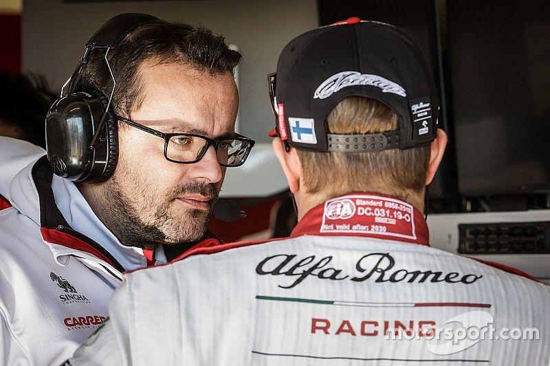 My job in F1: Raikkonen's race engineer