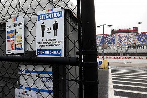NASCAR, casi sin cambios en sus protocolos para prevenir el COVID-19