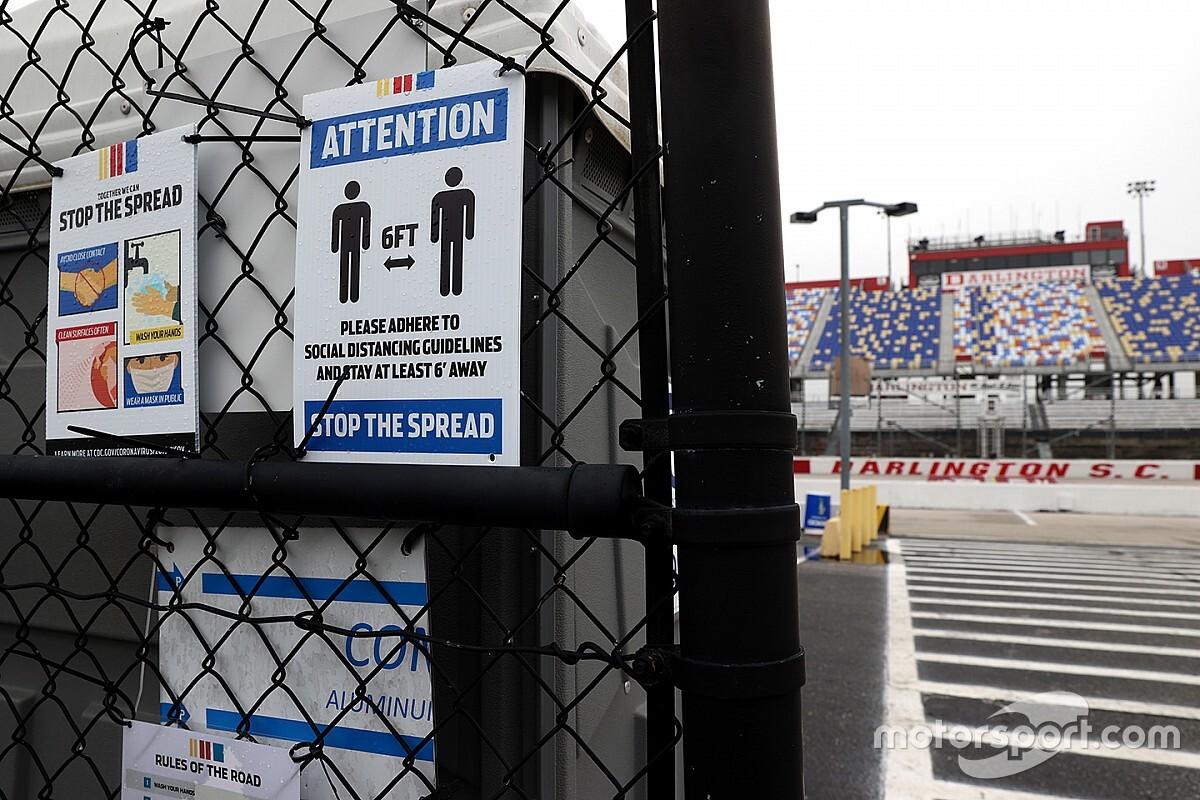 """NASCAR must remain """"really nimble"""" tackling COVID-19"""