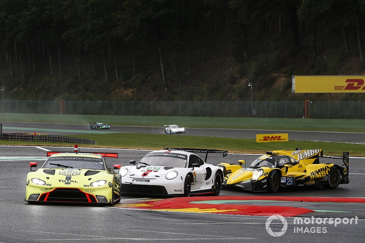 WEC vislumbra un calendario 2021 de seis carreras
