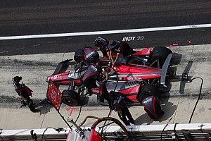 El elemento que lastró a Alex Palou en el Fast Nine de Indy 500