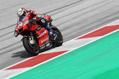 Довициозо принес Ducati пятую подряд победу в Австрии