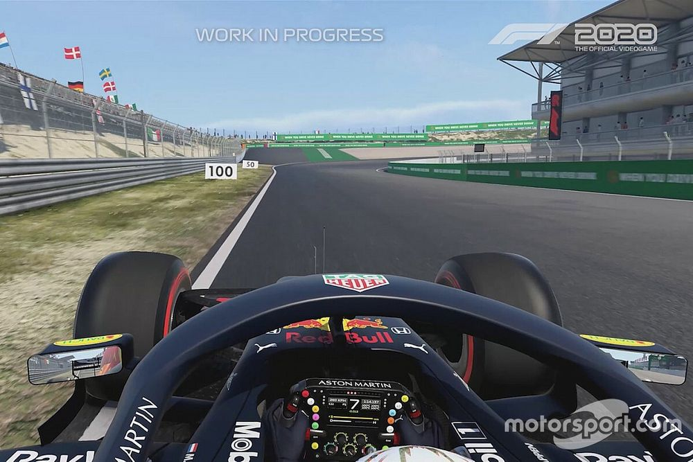 F1 2020: ilyen egy kör Zandvoortban az új hivatalos F1-es játékban (in-game videó)