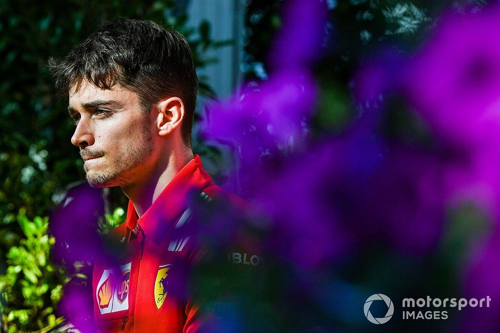 Leclerc set for remake of controversial driving movie