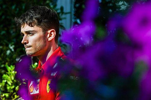 """Leclerc controtendenza: """"Mi fido della FIA"""""""