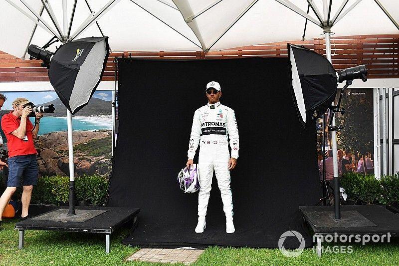 Así son las fotos oficiales de los pilotos de Fórmula 1 para 2020