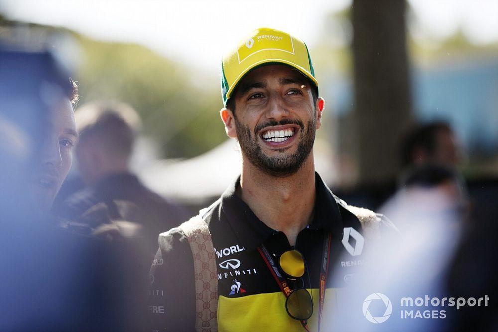 """Ricciardo: Une saison de 10 Grands Prix serait """"légitime"""""""