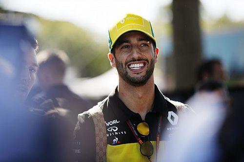 Ricciardo chce dwudniowych weekendów