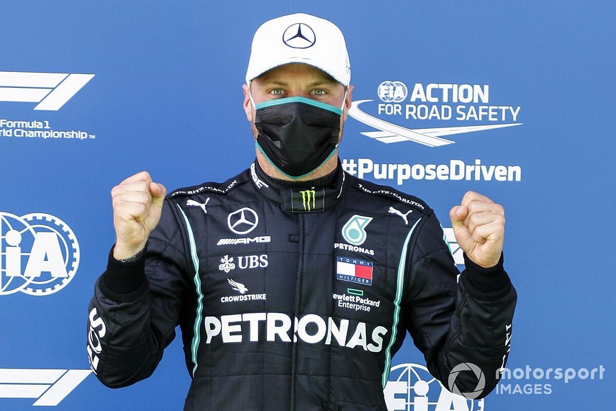 Bottas boldog, Hamilton a csapatot dicsérte, Verstappen pedig jobb napra számít vasárnap