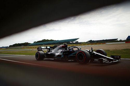 Fotogallery F1: Bottas in pole al GP 70° Anniversario