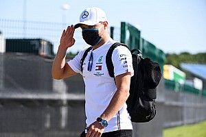 Resmi: Mercedes, 2021'de Bottas'la yarışmaya devam edecek!