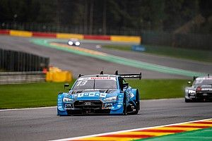 DTM cars cross 300km/h for the first time
