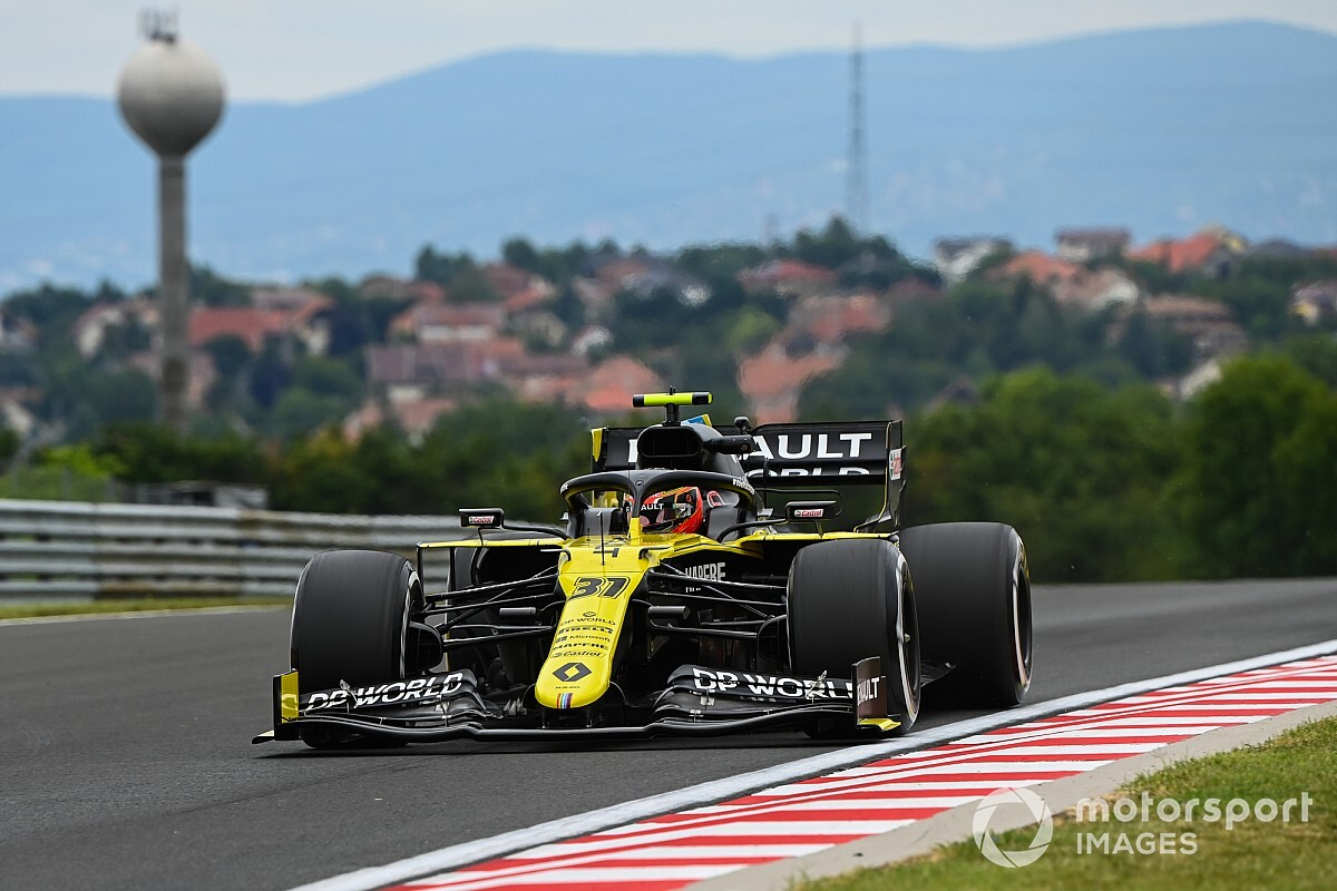 """Ocon: """"Renault'nun sezonu henüz bitmedi, güncellemeler gelecek"""""""