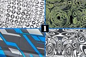 Kvíz: Ki tudod találni, melyik álcafestés melyik márkához tartozik?