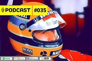 Podcast #035 – Ayrton Senna é o melhor piloto de todos os tempos da F1?