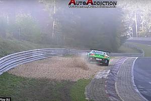 Videó: válogatás a Nürburgring nyílt napjainak legneccesebb eseteiből