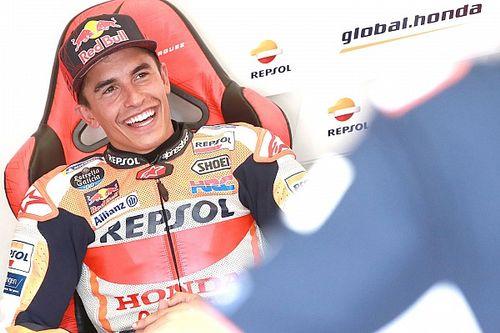 MotoGP: Márquez está tranquilizado pela sua forma e da Honda após teste em Jerez